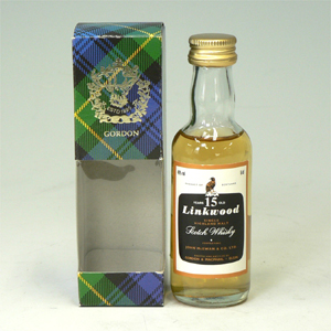 リンクウッド 15年 Linkwood Highlandmalt 50ml